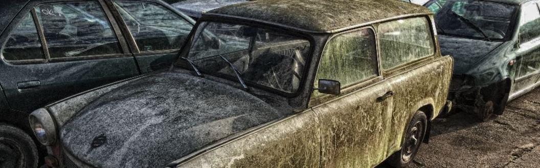 Ekologická likvidace aut